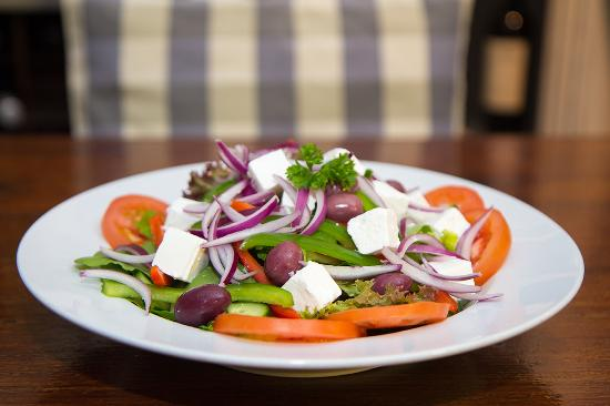 Off the Hook: Best Greek Salad