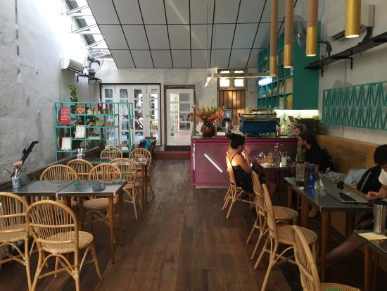 Photo of Modern European Restaurant Merchant's Lane at 150 Jalan Petaling, Kuala Lumpur 50000, Malaysia