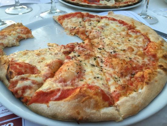 La Roima Pizzeria: Pizza Margarita