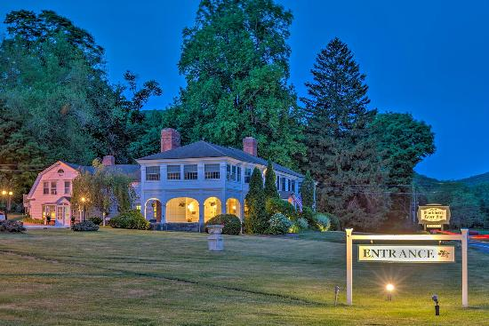 Blackberry River Inn: Welcome!