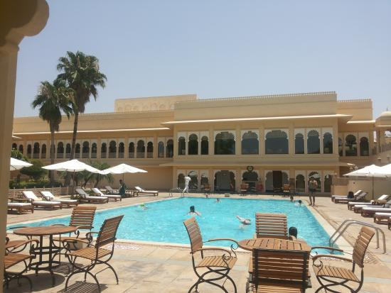Swimming Pool Picture Of Trident Udaipur Udaipur Tripadvisor