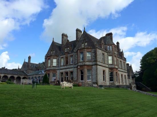 Glaslough, Irlanda: Castle Leslie