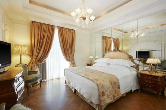 King George, A Luxury Collection Hotel : Grand Suite   Bedroom