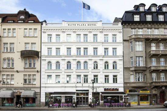 Elite Plaza Hotel Malmo: Facade