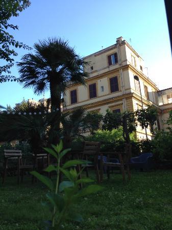 Villa Paganini B&B: Giardino
