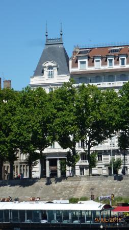 hotelfront picture of okko hotels lyon pont lafayette. Black Bedroom Furniture Sets. Home Design Ideas
