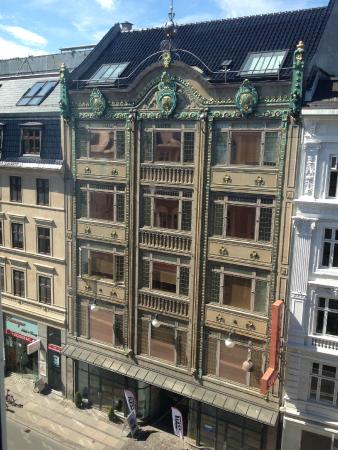 View from my room - Picture of Copenhagen Crown Hotel, Copenhagen - TripAdvisor
