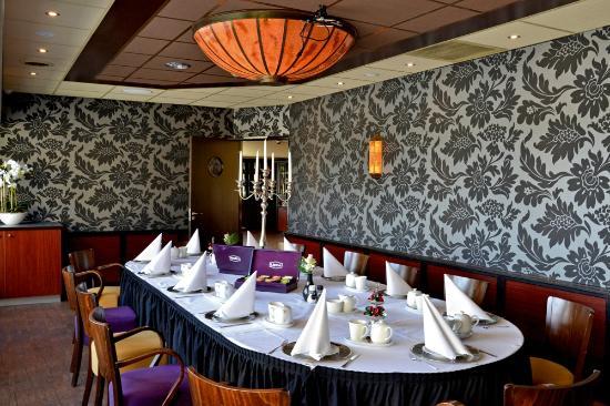 Fletcher Hotel-Restaurant Heiloo: Restaurant zaal