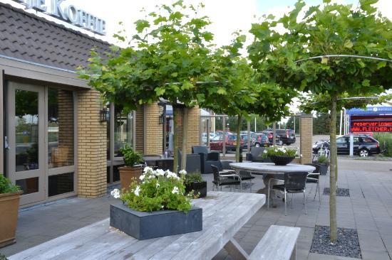 Fletcher Hotel-Restaurant Heiloo: Terras