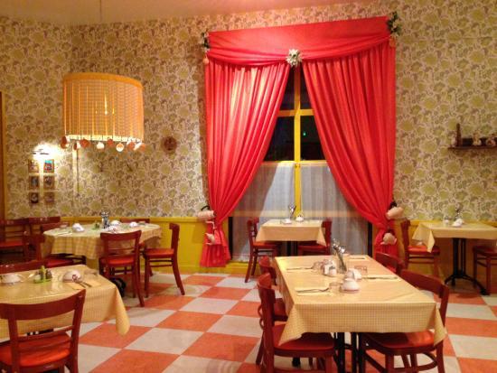 Mamie Bigoude : La salle à manger