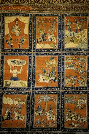 Perskie Dywany Picture Of Carpet Museum Of Iran Tehran