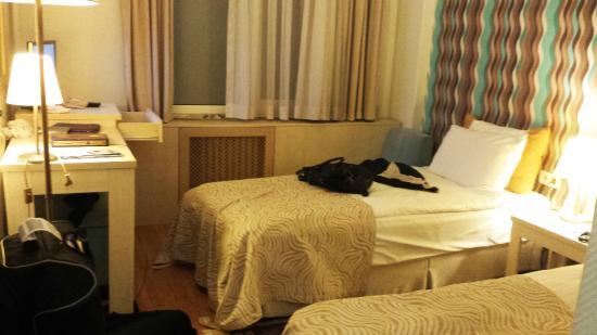 Barin Hotel: Quartierambre de l,hotelh
