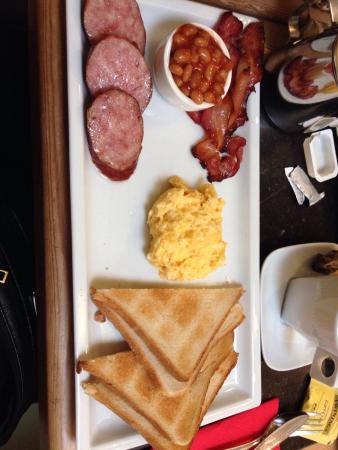 Tout Bon: Petit déjeuner a l'anglaise