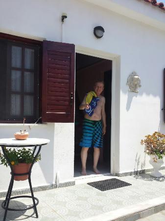 Hotel Lambros: We hebben een ongelooflijke tijd gehad in lambross. Sophie is een lieve vrouw, en het  was leuk