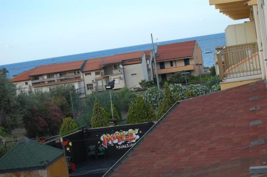 Hotel Club Saint George: Una vista sul mare