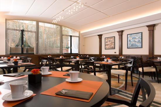 Hotel Nazionale : Sala Colazioni