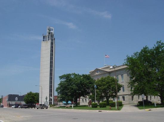 Jefferson, Айова: Bell Tower