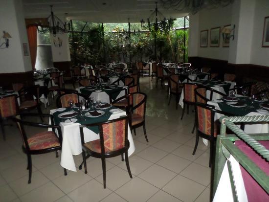 Comedor Hotel Los Navegantes
