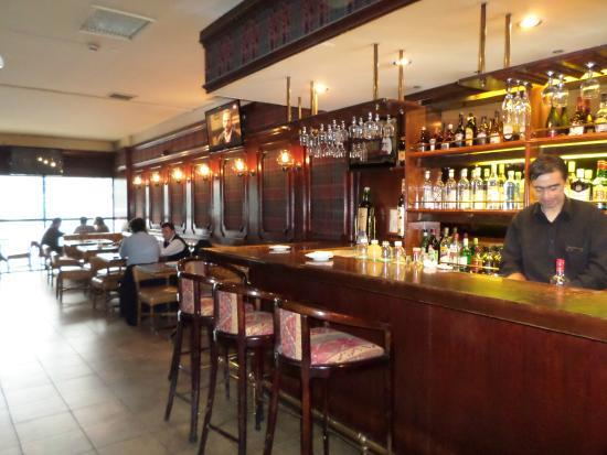 Hotel Los Navegantes : Bar