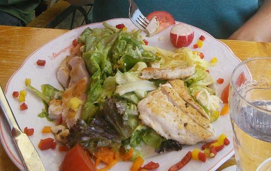 Schweigener Hof : Salad2