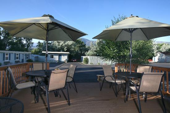 Salida inn monarch suites salida co foto 39 s reviews for Amigo motor lodge salida