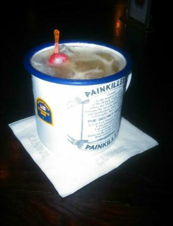 "Pusser's Bar Munich: ""Painkiller"""