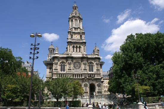 Eglise de la Sainte-Trinite