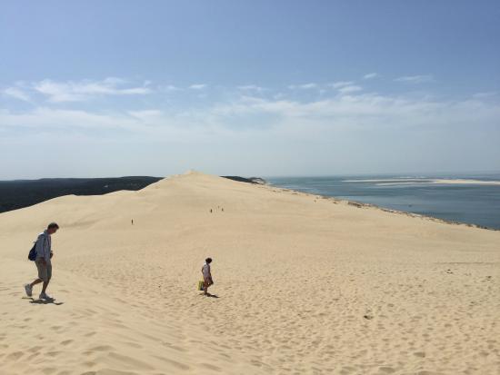 H henunterschied picture of dune du pilat la teste de buch tripadvisor - Hotel dune du pilat ...
