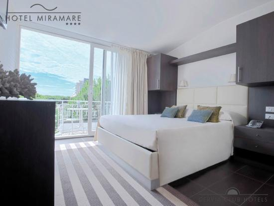 Hotel Miramare: Camera Junior Suite