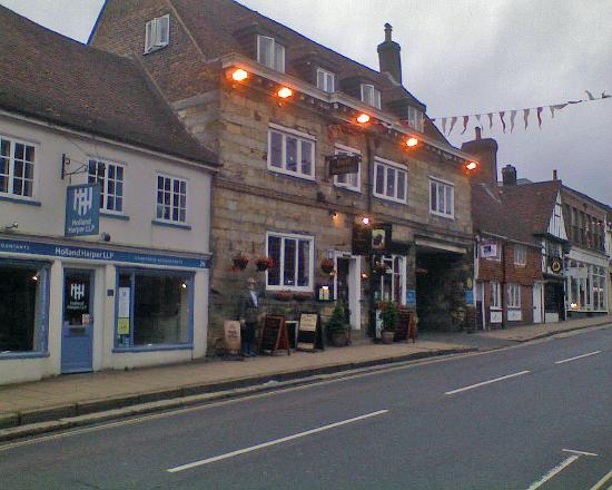 The Bull Inn: The Frontage