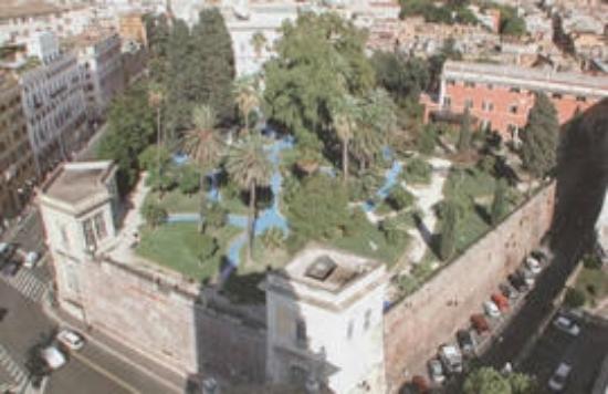 Villa Aldobrandini Municipio Roma I