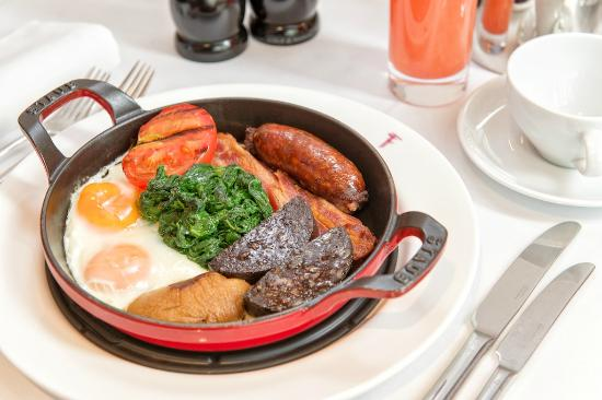 Franco's: Our new healthy 'Baked Breakfast'