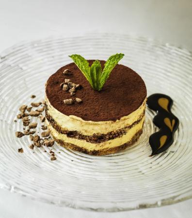 Franco's : Our delicious tiramisu