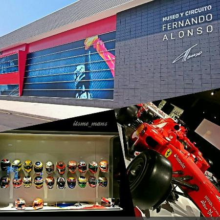 Circuito Fernando Alonso Oviedo : Museo fernando alonso picture of museo fernando alonso lugo de