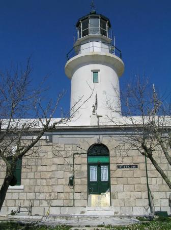 Othonoi, Grécia: Φανός, Οθωνοί