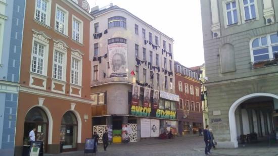 Alte Markt: Stary Rynek