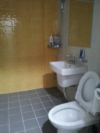 Rio127 Guesthouse: Bagno