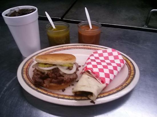 Tony 39 S The Pit Bar B Q El Paso Menu Prices Restaurant Reviews Tripadvisor