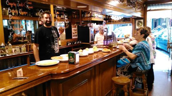 imagen Bar Desy en San Sebastián