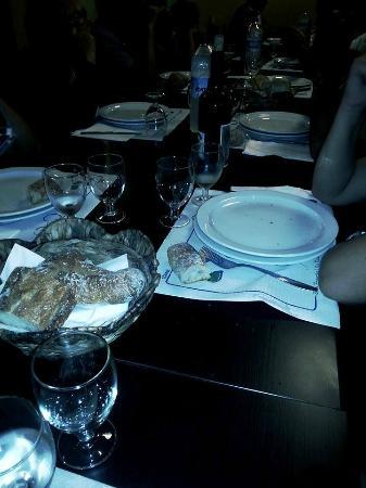 Hotel Torres Touriño: Jantar
