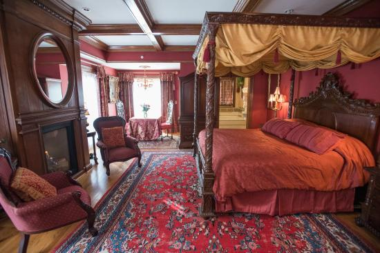 Gramercy Mansion: Tudor Room