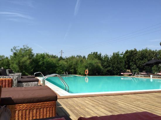 Foto de la malcontenta hotel palam s piscina tripadvisor - Hotel la malcontenta palamos ...