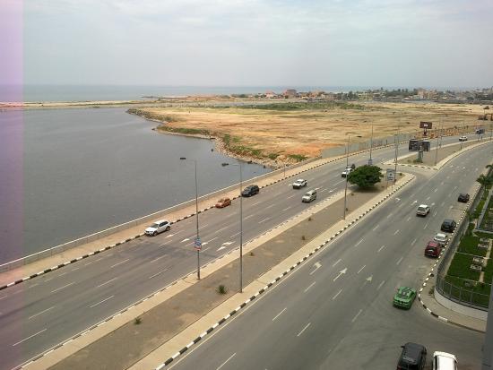 Hotel Baia Luanda: Tranquilidade!