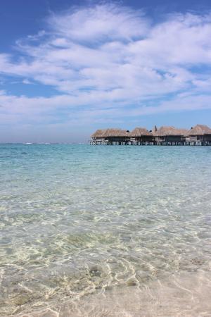 Maharepa, Polinésia Francesa: Praia