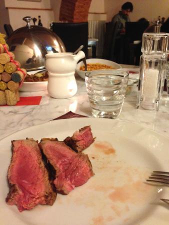 Bisteccatoscana: La bistecca