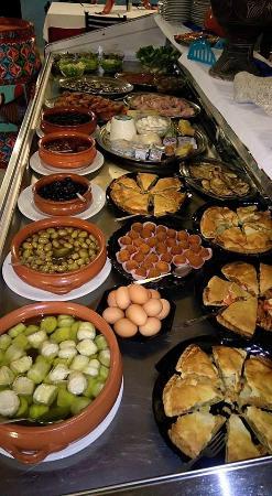 Al Galeone: buffet