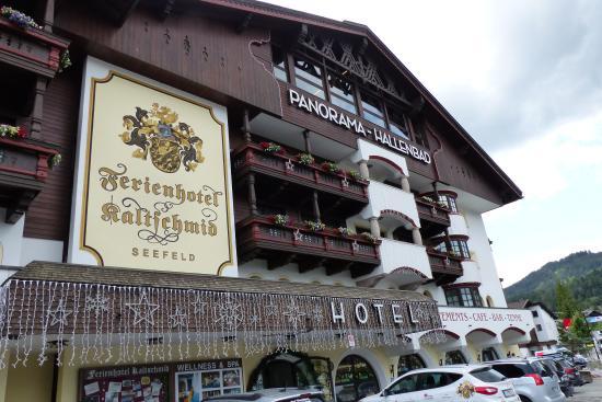 Ferienhotel Kaltschmid : The hotel