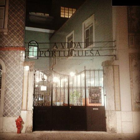 A Vida Portuguesa: Entrada