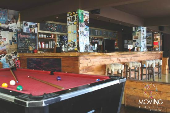 Nuestro Pool Gratuito Picture Of Moving Hostel Travel Bar San - Pool table movers delaware