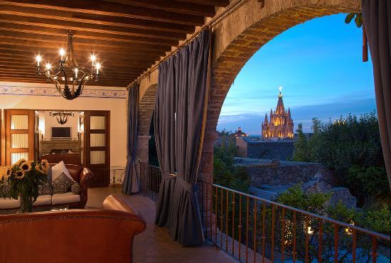 Belmond Casa de Sierra Nevada: Presidential Suite